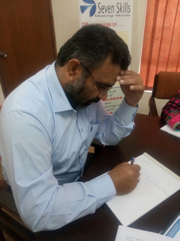 Dr. Muhammad Dawood Khan